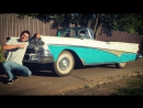 Вне времени Как завести с толкача Ford Fairlane 1958