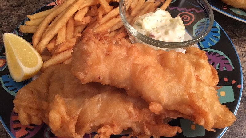 Beer Battered Fish Recipe Perfect for your Fish Chips Episode 110