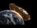 Падение астероида на Землю mp4
