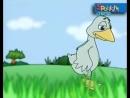DVD Гадкий утенок Spotlight starter Английский в Фокусе The Ugly Duckling