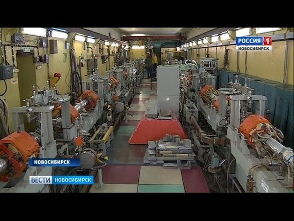 Владимир Путин поручил представить план развития Новосибирского научного центра