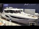 2018 Bavaria R55 Fly Motor Yacht - Walkaround - 2018 Boot Dusseldorf Boat Show