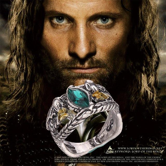Кольцо Арагорна барахира 126