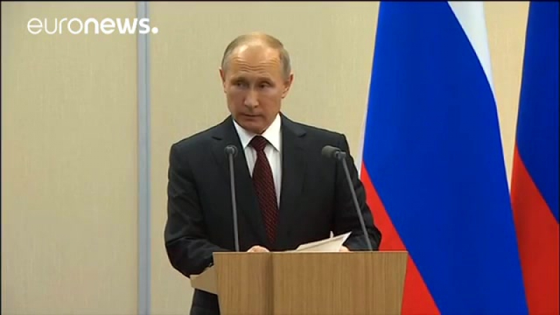 Erdogan trifft Putin Russland macht Druck für Syrien-Lösung