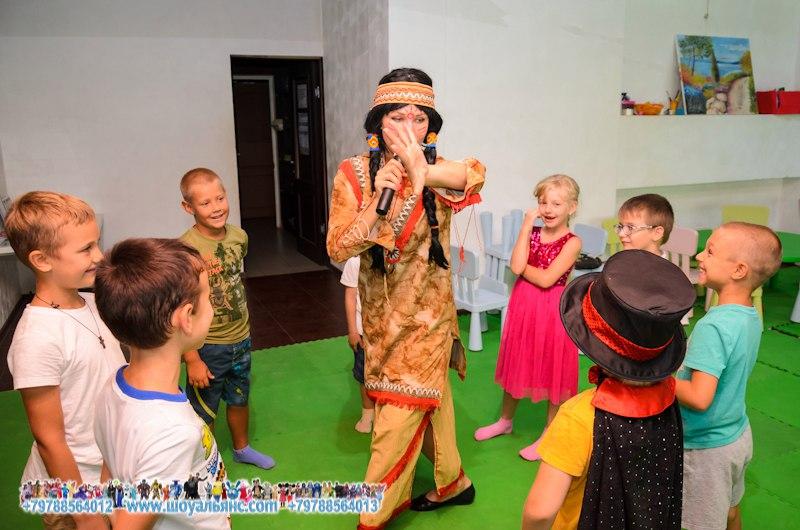 детские праздники Севастополь