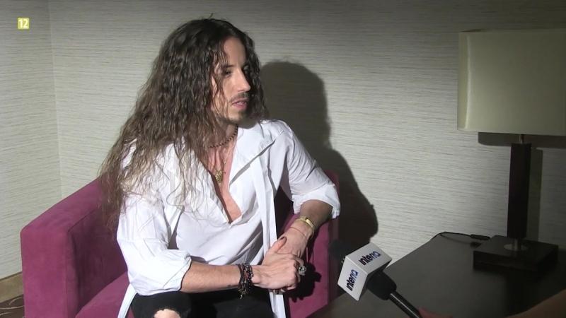 Michał Szpak o zdobyciu Telekamery TV Interia