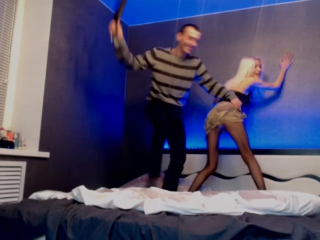 Начинающая шлюха Анастасия Любимова и пидар Евгений Мисоченко жесткий секс Milana blondruls smotri.com