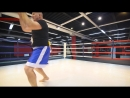 Бой с тенью для начинающих от Петровича уроки бокса и кикбоксинга K 1 с Леон