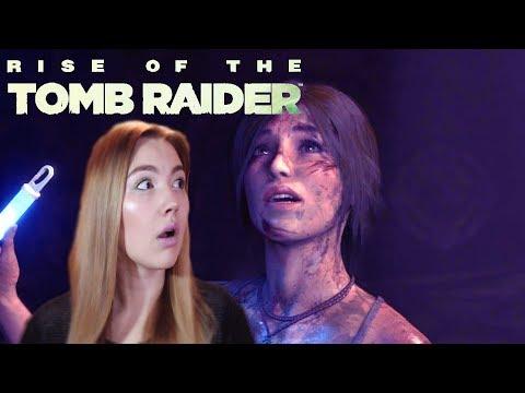Rise of the Tomb Raider ♠ АРТЕФАКТ (Часть 8) ♠ Полное женское прохождение на русском