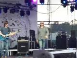 Петр Брок и Полугора  песня М2 главная сцена фестиваля МотоМалоярославец 2017