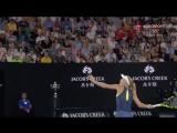 Australian Open 2018. Женский финал. Симона Халеп(1) - Каролин Возняцки(2)