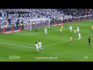 Реал Мадрид 2:0 Лас-Пальмас | Гол Асенсио