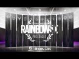 Rainbow 6 Pro League — Финал второго сезона Pro League. День 1