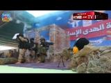Gaza Islamic Jihad Pre-School Terror Display MEMRI