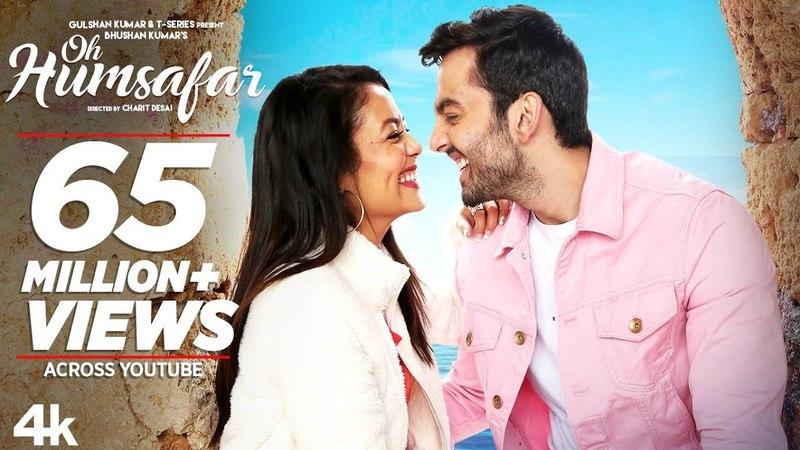 Oh Humsafar Song | Neha Kakkar Himansh Kohli | Tony Kakkar | Bhushan Kumar | Manoj Muntashir