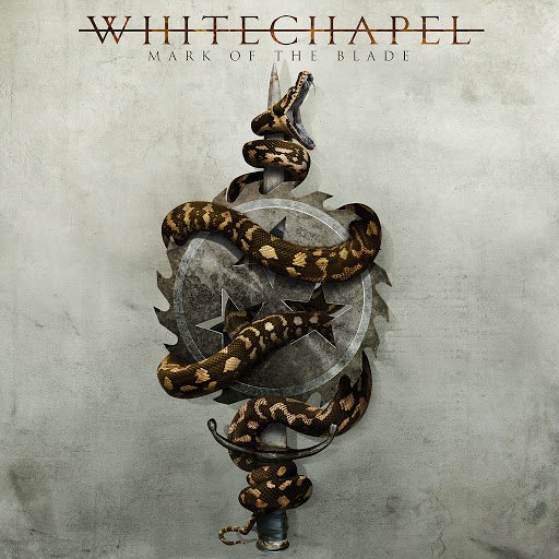 Whitechapel альбом Mark of the Blade