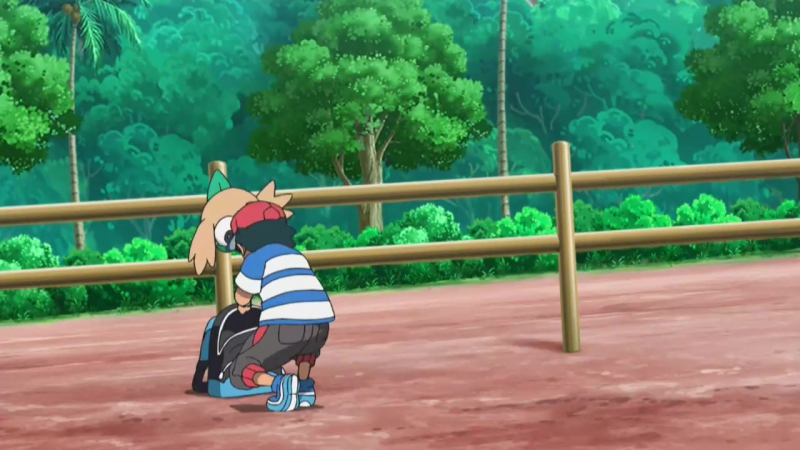 Pokemon SM (Pocket Monsters SM) - 50 [L1] \ Покемоны 20 сезон 50 серия (озвучка animevost.org )