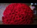 Как собрать букет из 101 розы 2 серия