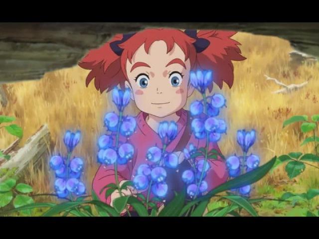 Видео к мультфильму «Мэри и ведьмин цветок» (2017): Международный трейлер №2 (дублированный)