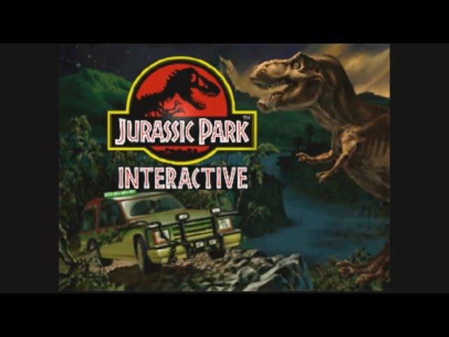 NeXGam plays Jurassic Park Interactive (3DO)