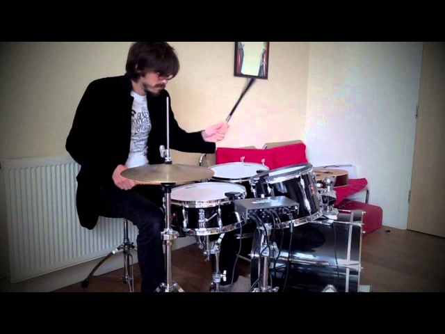ATOMS FOR PEACE - Unless - (Drum Cover by Juan Jacinto)