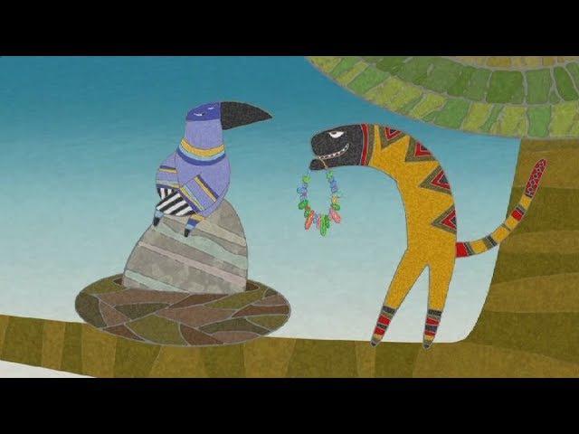 Как обманули змея (Нивхская сказка), режиссёр Андрей Кузнецов