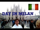 Neplānotā diena Milānā - Vlog
