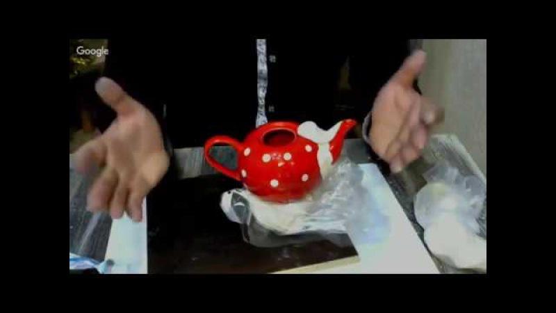 Дмитрий Руденский Перчик чайник 19 10 2017г