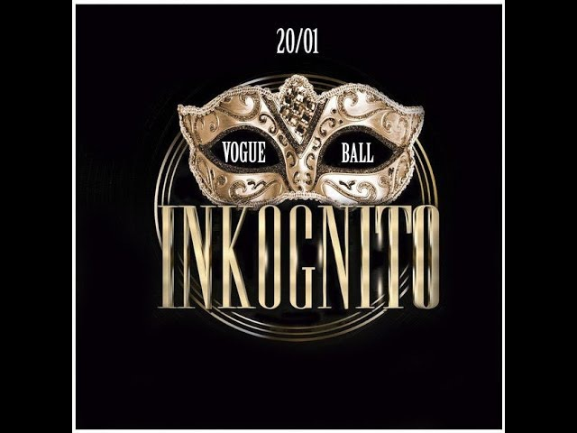 Inkognito Vogue Ball - Select Femme