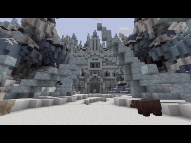 Трейлер Minecraft - Norse Mythology Mash-Up