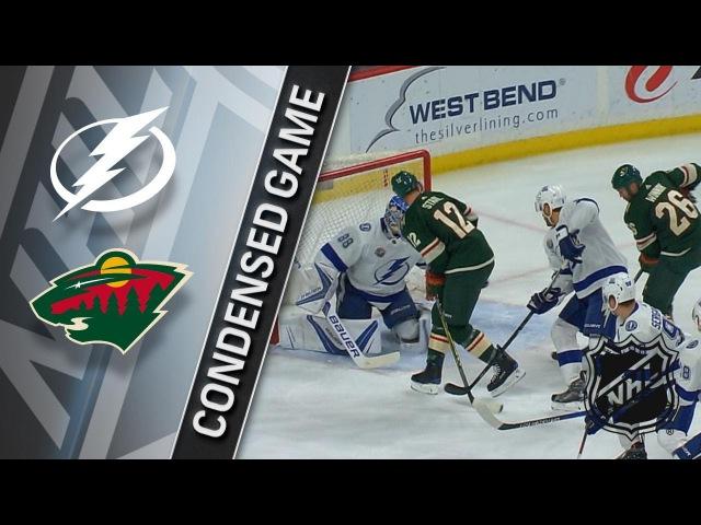01/20/18 Condensed Game: Lightning @ Wild