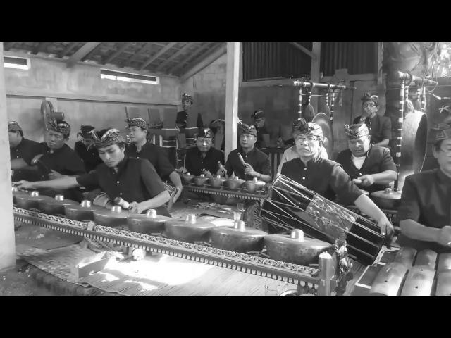Tabuh lelambatan kuno bali lombok