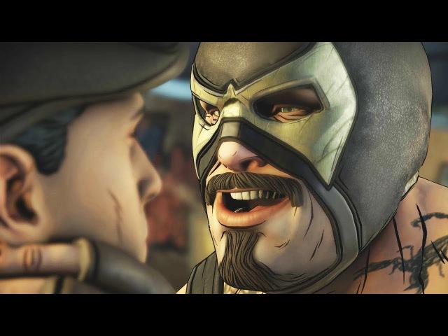 ВСЕ ТАКИ РАСКРЫЛИ КРОТА! - Batman: The Enemy Within - НЕ ПОДСТАВИЛ ЖЕНЩИНУ КОШКУ - Прохождение 9