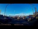 Обзор и тест видеорегистратора Prestigio RoadRunner 545GPS солнечный, пасмурный день, ночь г...