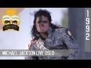 Michael Jackson Live Dangerous World Tour Oslo 1992 60fps
