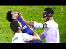 El Clasico ● Fights, Fouls, Tackles Red Cards ● HD