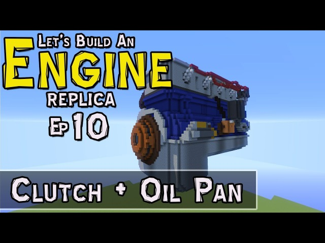 How To Build An Engine :: E10 :: Clutch Oil Pan :: Z One N Only