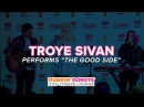 Troye Sivan Performs 'The Good Side' Live | DDICL
