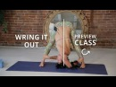 Bird of Paradise Flow: Free Yoga Class by Meghan Currie