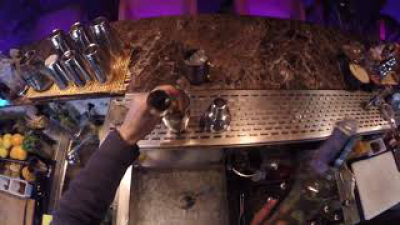 How to make MOSCOW MULE by mr.Tolmach/KOYA coctail bar/KIEV