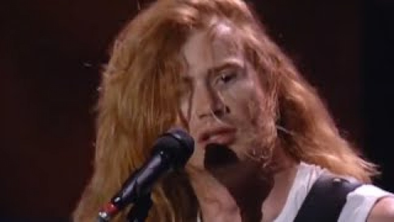 Megadeth - Sweating Bullets - 7/25/1999 - Woodstock 99 West Stage (Official)