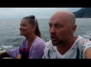Поездка на такси бот с Bottlе Beach до Corall Bay . Панган. Таиланд.