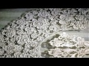 19го Феврвля в 18 00МСК на кан РИККОНА в ПРЯМОМ ЭФИРЕ вяжем крючком элемент в Венецианском стиле