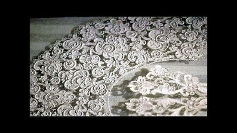19го Феврвля в 18:00МСК.на кан.РИККОНА в ПРЯМОМ ЭФИРЕ вяжем крючком элемент в Венецианском стиле.