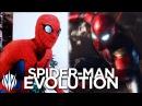 Spider-Man Evolution 1974-2018 Avengers Infinity War