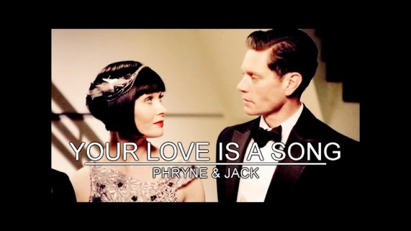 Your love is a song [phryne jack]