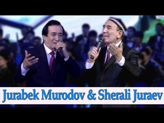 ТВТ | Шоми дӯстӣ Ҷӯрабек Муродов ва Шерали Ҷураев | Jurabek Murodov Sherali Juraev