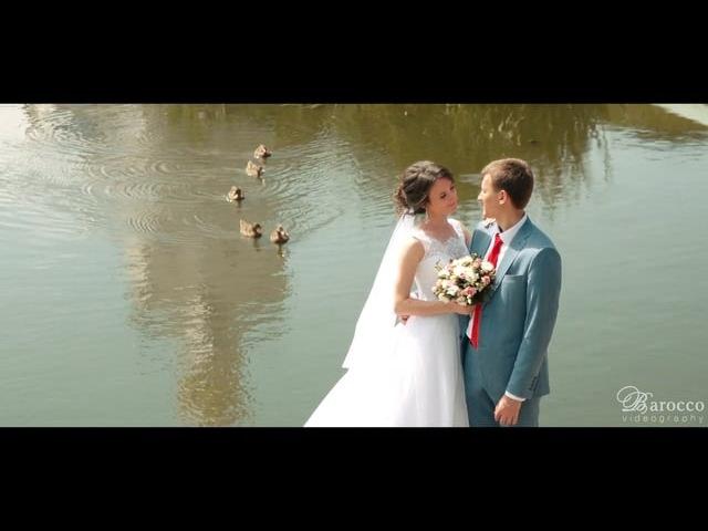 [Свадебный клип] Виталий и Надежда. Видеооператор оператор видеосъемка свадьба видеограф Липецк