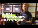 Inside the Pinewood Foley Studio   BAFTA Guru