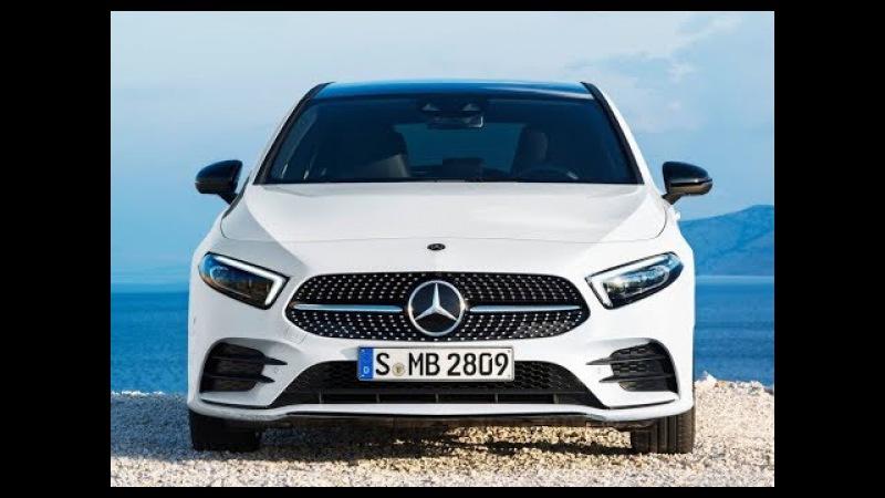Хэтчбек Mercedes A-Class 2018